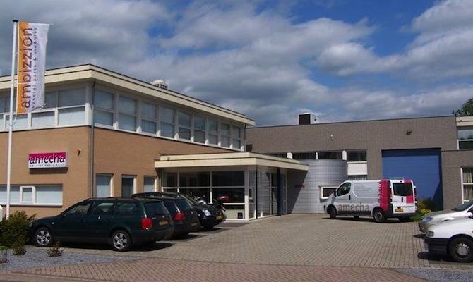 Machinebouw in Brabant: Amecha verbindt theorie en praktijk machinebouw in nieuw pand